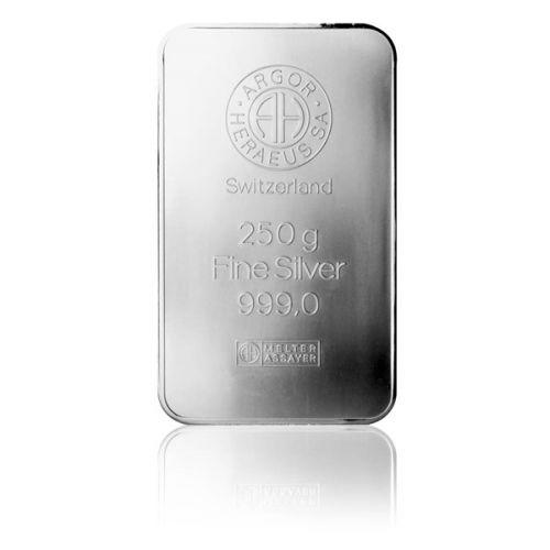 Česká mincovna Investiční stříbrná cihla 250 g