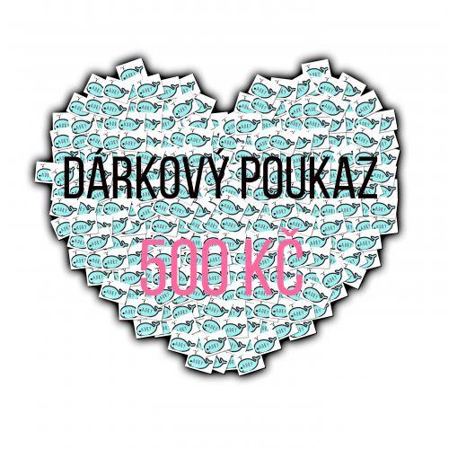 Adry Dárkový poukaz 500 Kč