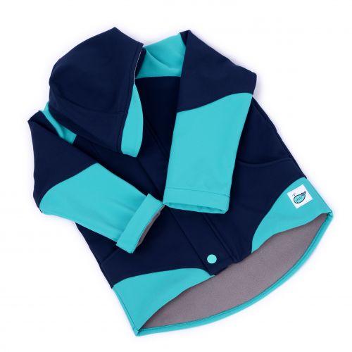 Adry Dětská softshellová bunda