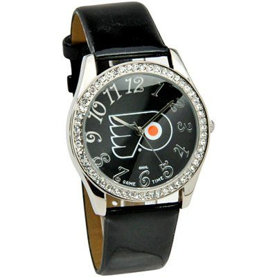 Gametime Philadelphia Flyers Analog Glitz