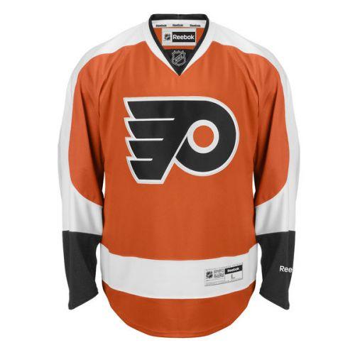 Reebok Philadelphia Flyers Premier Jersey Home dres