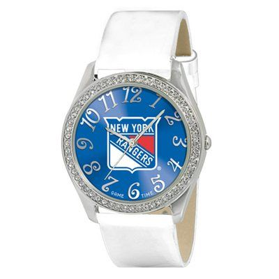 Gametime New York Rangers Analog Glitz