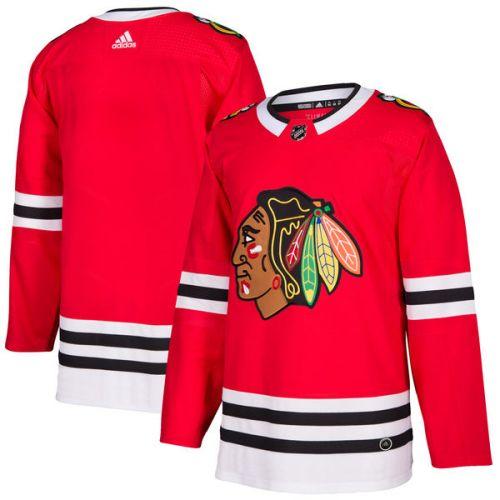 Adidas Chicago Blackhawks adizero Home Authentic Pro dres