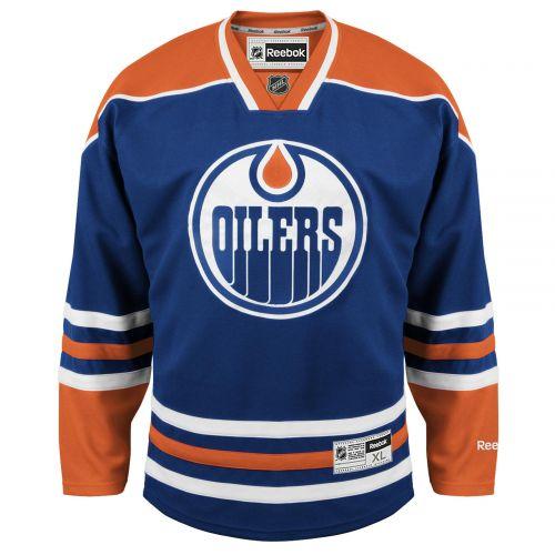 Reebok Edmonton Oilers Premier Jersey Home dres