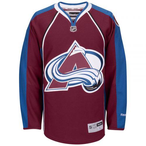 Reebok Colorado Avalanche Premier Jersey Home dres
