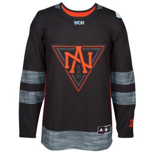 Adidas Team North America Premier Jersey Black Světový Pohár 2016 dres