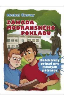 Michal Čierny: Záhada modranského pokladu cena od 215 Kč