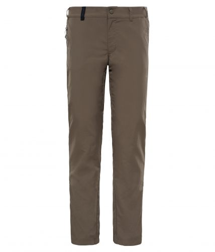 THE NORTH FACE W TANKEN PANT WEIM BRW kalhoty