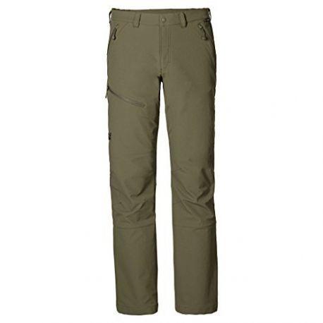 Jack Wolfskin Activate Burnt Kalhoty