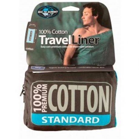 Sea To Summit Premium cotton Travel Mummy