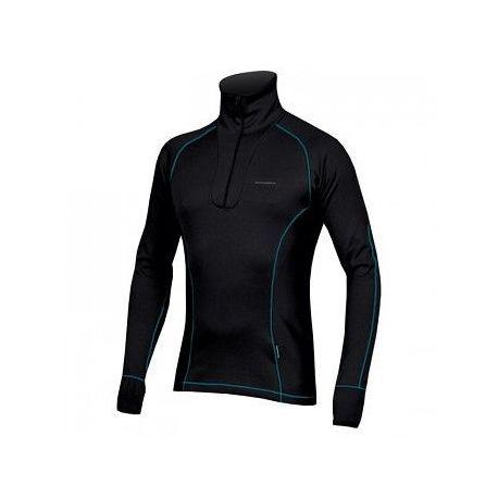 Direct Alpine Zip shirt long 1.0 Černá Mikina