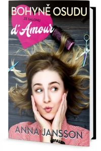 Anna Jansson: Bohyně osudu ze salonu d'Amour cena od 233 Kč