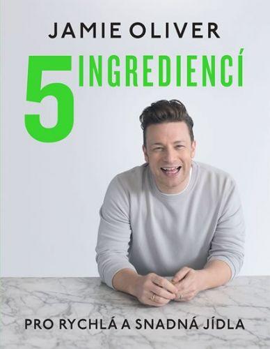 Jamie Oliver: 5 ingrediencí cena od 424 Kč