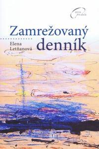 Elena Letňanová: Zamrežovaný denník cena od 210 Kč