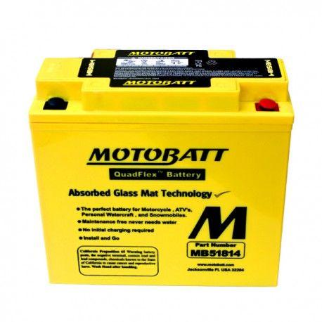 MOTOBATT MB51814 22 Ah