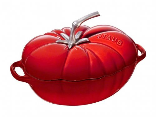 STAUB Hrnec ve tvaru rajčete
