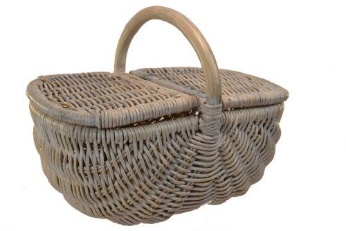 Twigo Ratanový koš na piknik