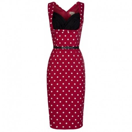 Lindy Bop Vanessa šaty