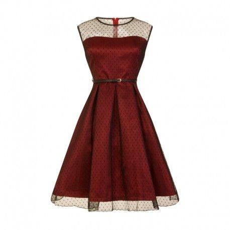 Lindy Bop ALEENA šaty