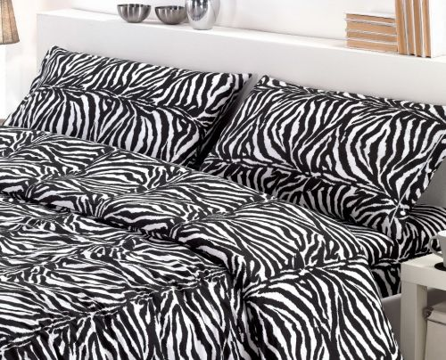 Gipetex Natural Dream LUX Zebrato bavlněné povlečení