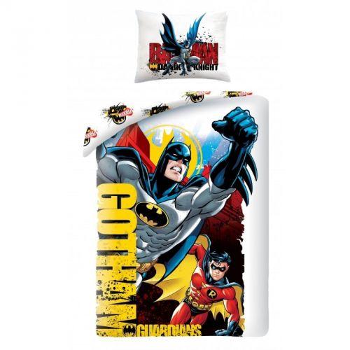 Halantex Batman 4004BL bavlněné povlečení