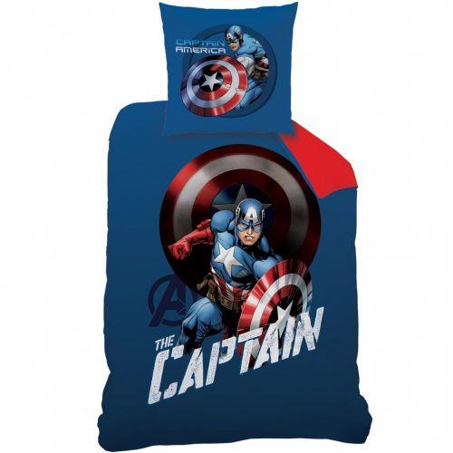 CTI CTI Avengers/Captain America/Iron man Mission bavlněné Povlečení
