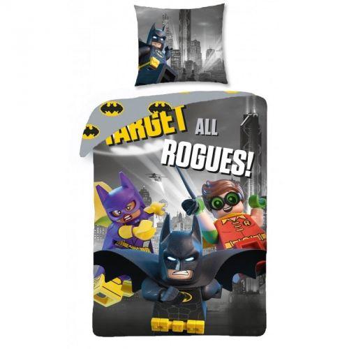 Halantex Lego Batman bavlněné povlečení