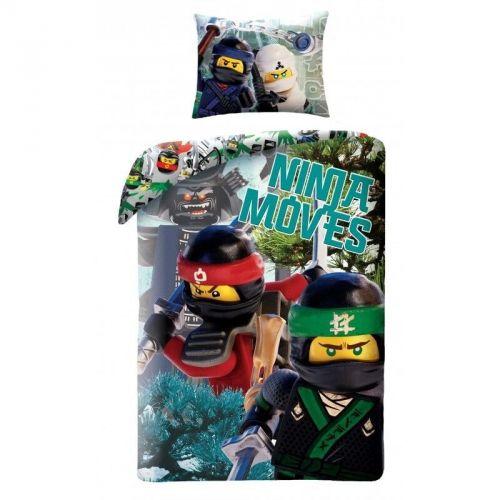 Halantex Lego Ninjago Ninja moves bavlněné povlečení