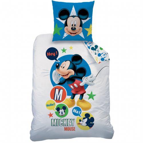 CTI Disney Mickey Mouse Expression bavlněné Povlečení