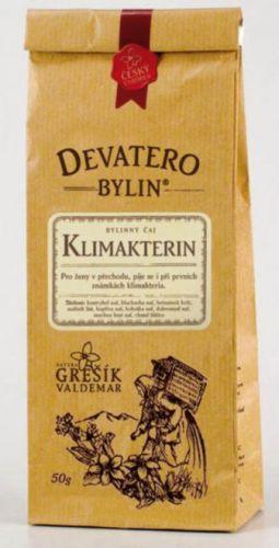 Grešík Klimakterin Devatero bylin 50 g cena od 42 Kč