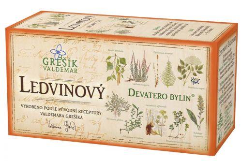 Grešík Devatero bylin Ledvinový 20x1.5 g cena od 35 Kč