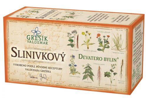 Grešík Devatero bylin Slinivkový 20x1.5 g cena od 35 Kč