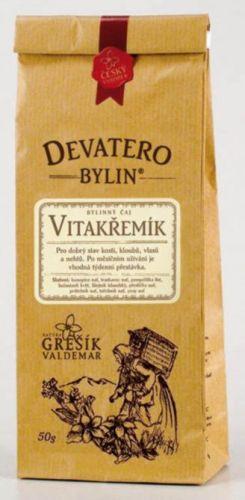 Grešík Devatero bylin Vitakřemík čaj 50 g cena od 43 Kč