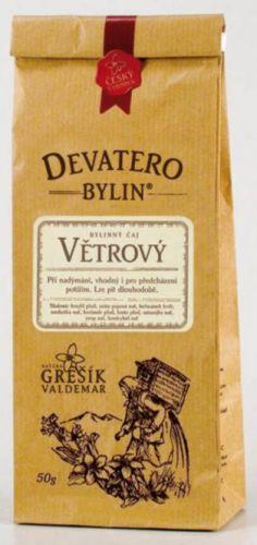 Grešík Devatero bylin Větrový čaj 50 g cena od 40 Kč