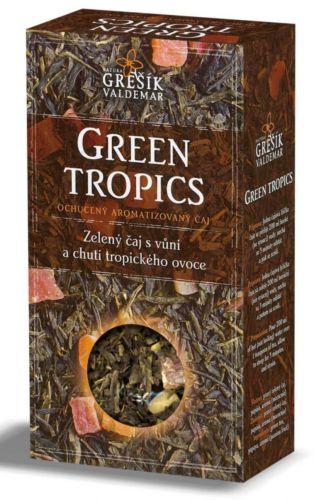 Grešík Green Tropics 70 g cena od 44 Kč