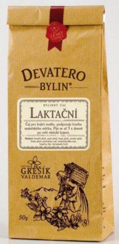 Grešík Devatero bylin Laktační čaj 50 g