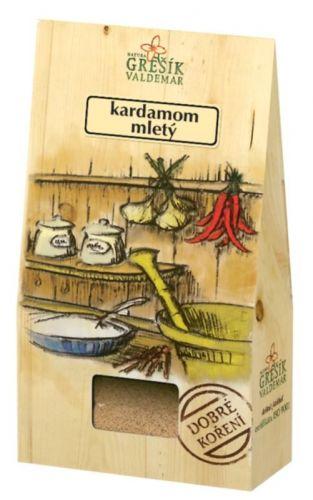 Grešík Kardamom mletý 20 g cena od 40 Kč