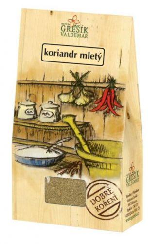 Grešík Koriandr mletý 40 g cena od 25 Kč