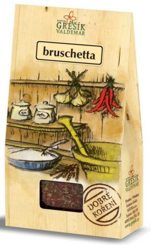 Grešík Bruschetta 30 g cena od 26 Kč