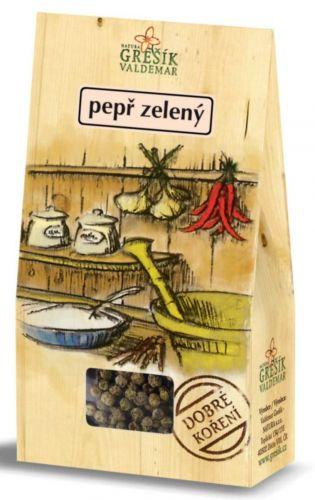 Grešík Pepř zelený celý 15 g cena od 34 Kč