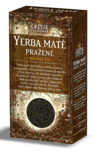 Grešík Yerba maté pražené sypaný 70 g cena od 41 Kč