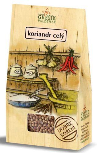 Grešík Koriandr celý 30 g cena od 32 Kč