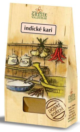 Grešík Indické kari 30 g cena od 31 Kč