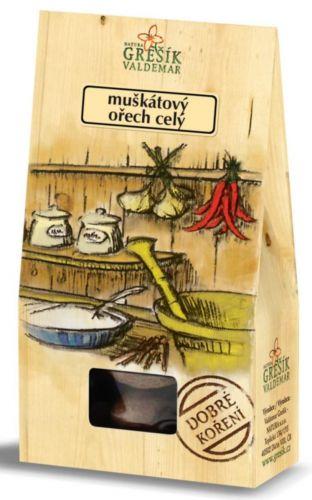 Grešík Muškátový ořech celý 2 ks cena od 39 Kč