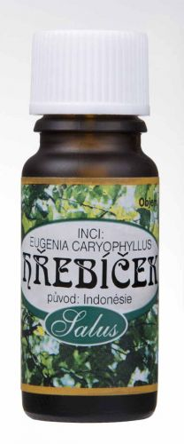 Saloos Hřebíček esenciální olej 10 ml