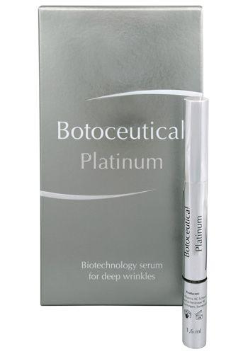 Herb Pharma Botuceutical Platinum biotechnologické sérum na hluboké vrásky 4,5 ml
