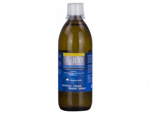 Pharma Activ Koloidní stříbro Ag100 500 ml