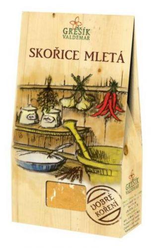 Grešík Skořice mletá 30 g cena od 30 Kč