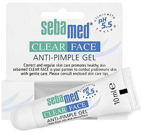 Sebamed Clear face anti-pimple gel 10 ml