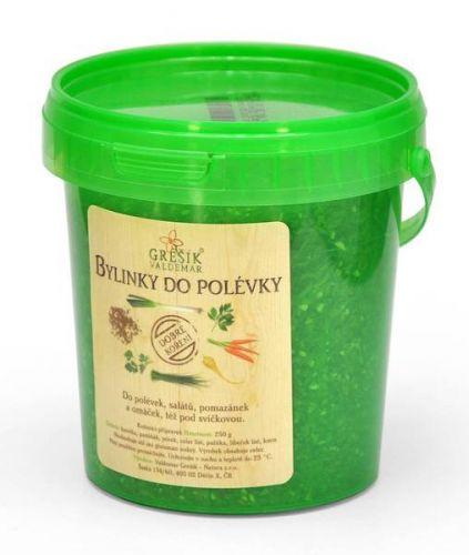 Grešík Bylinky do polévky 250 g
